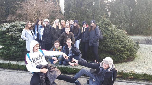 Wyjazd do Poznania klas 1BP i 1DP