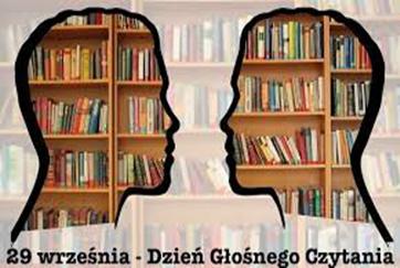29 września 2020 - Ogólnopolski Dzień Głośnego Czytania