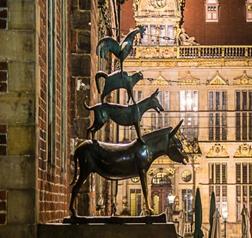 """""""Die Bremer Stadtmusikanten"""""""